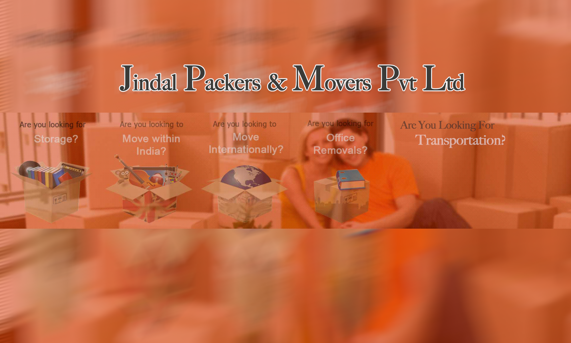 Jindal Packers   – One CALL We